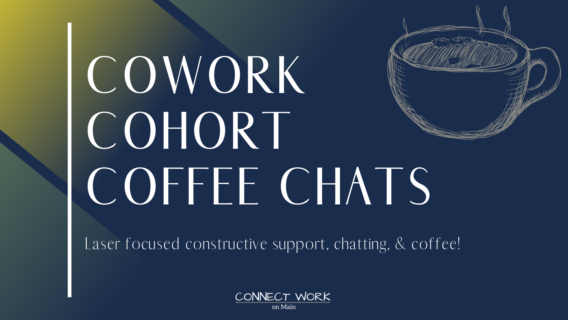 Cowork Cohort Coffee Chat